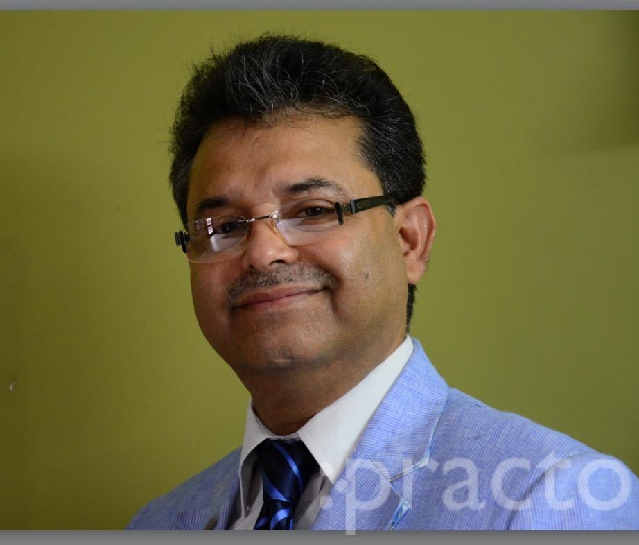Dr. Anil Ganjoo - Dermatologist