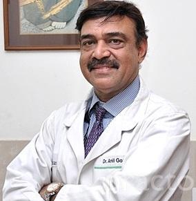 Dr. Anil Gomber - Internal Medicine