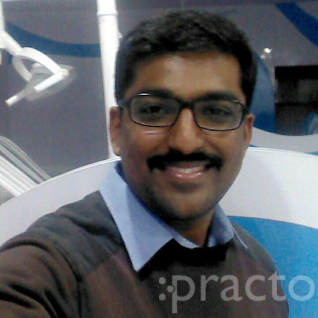 Dr. Anil Nagendra - Dentist