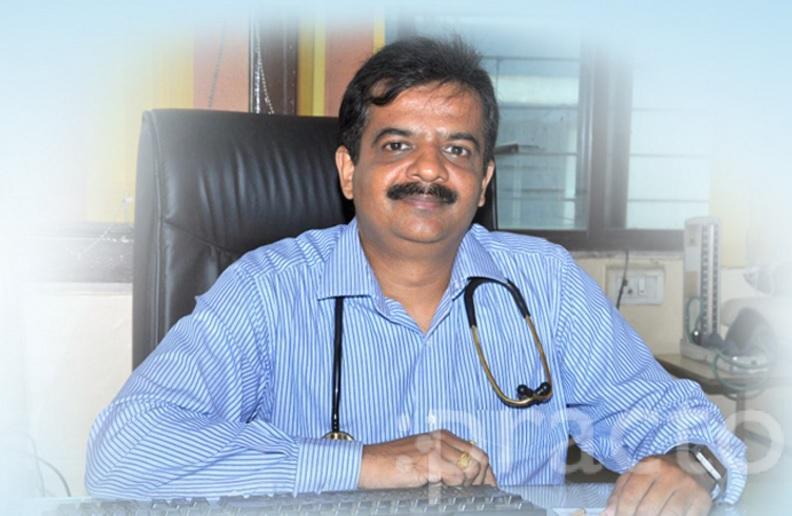 Dr. Aniruddha Tongaonkar - Internal Medicine