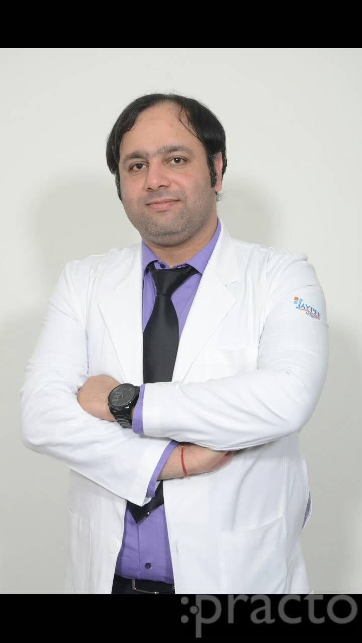 Dr. Anirudh Pratap Singh - General Physician