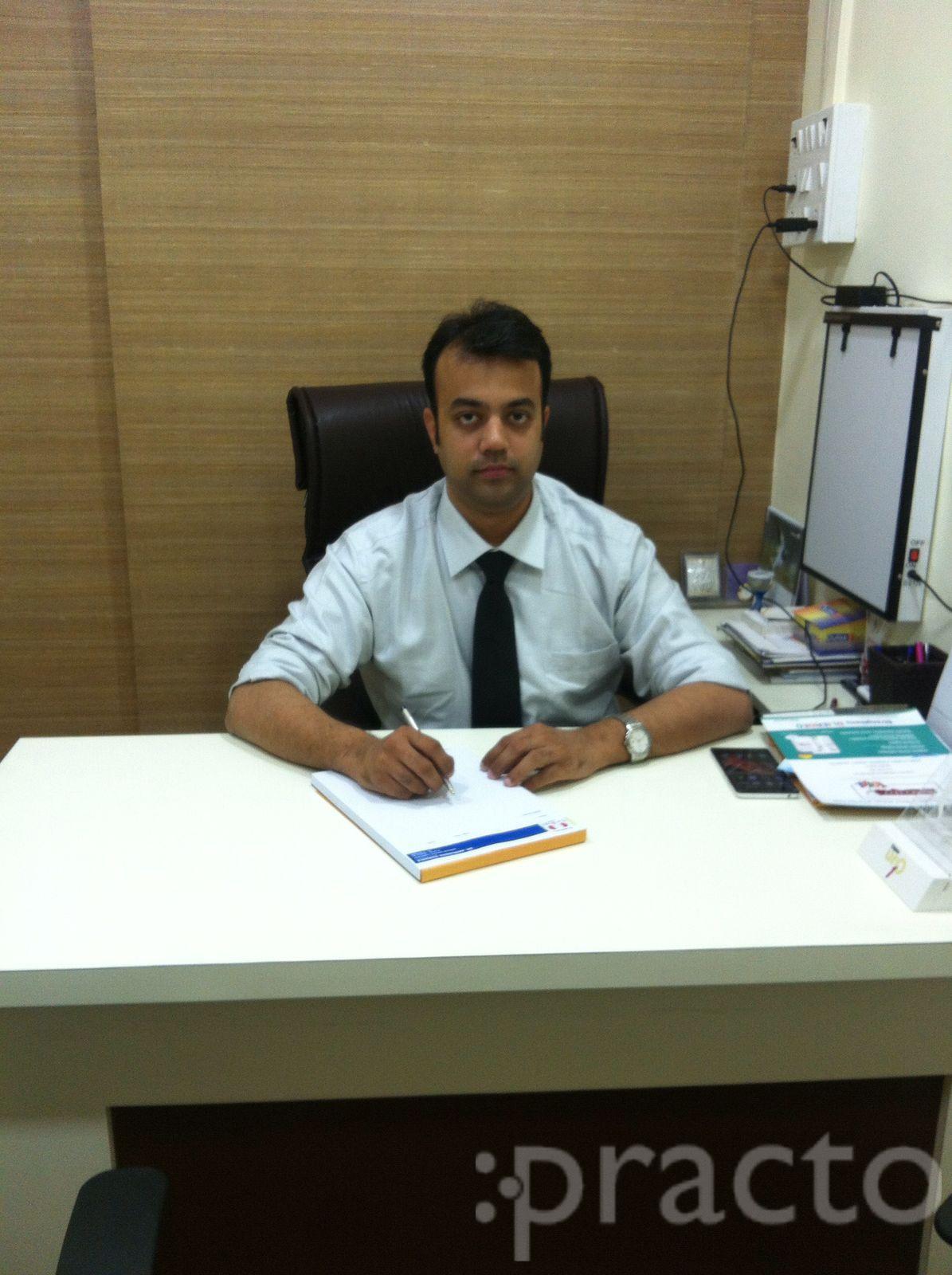 Dr. Anirudhha Gokhale - Urologist