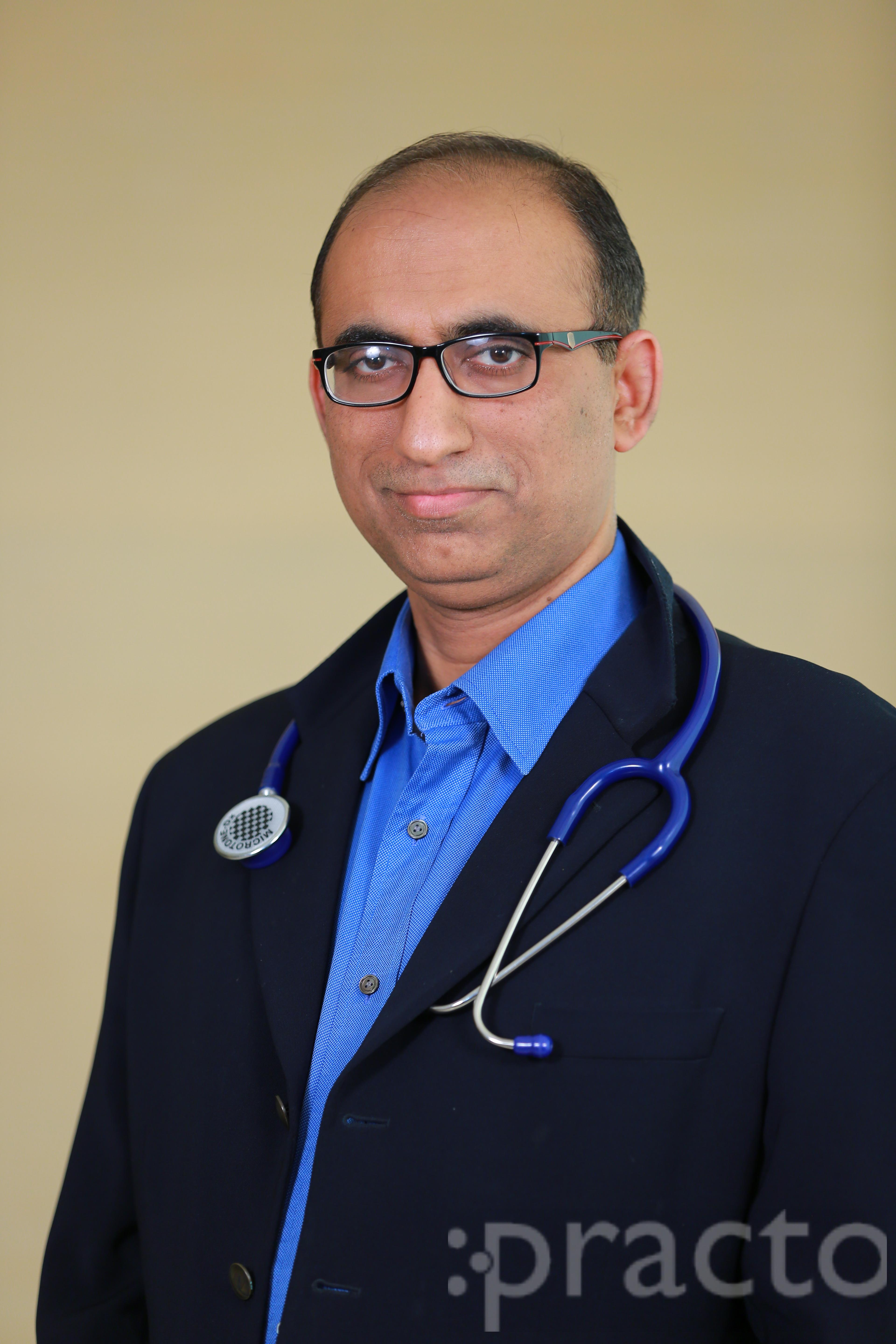 Dr. Anish Behl - Endocrinologist