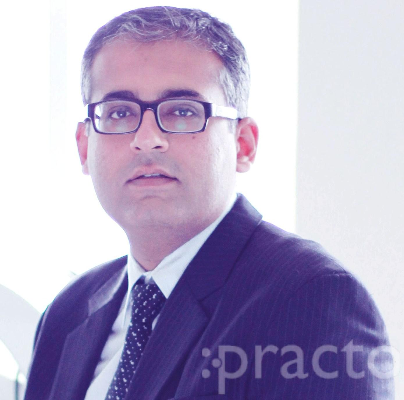Dr. Anish Nagpal - Laparoscopic Surgeon