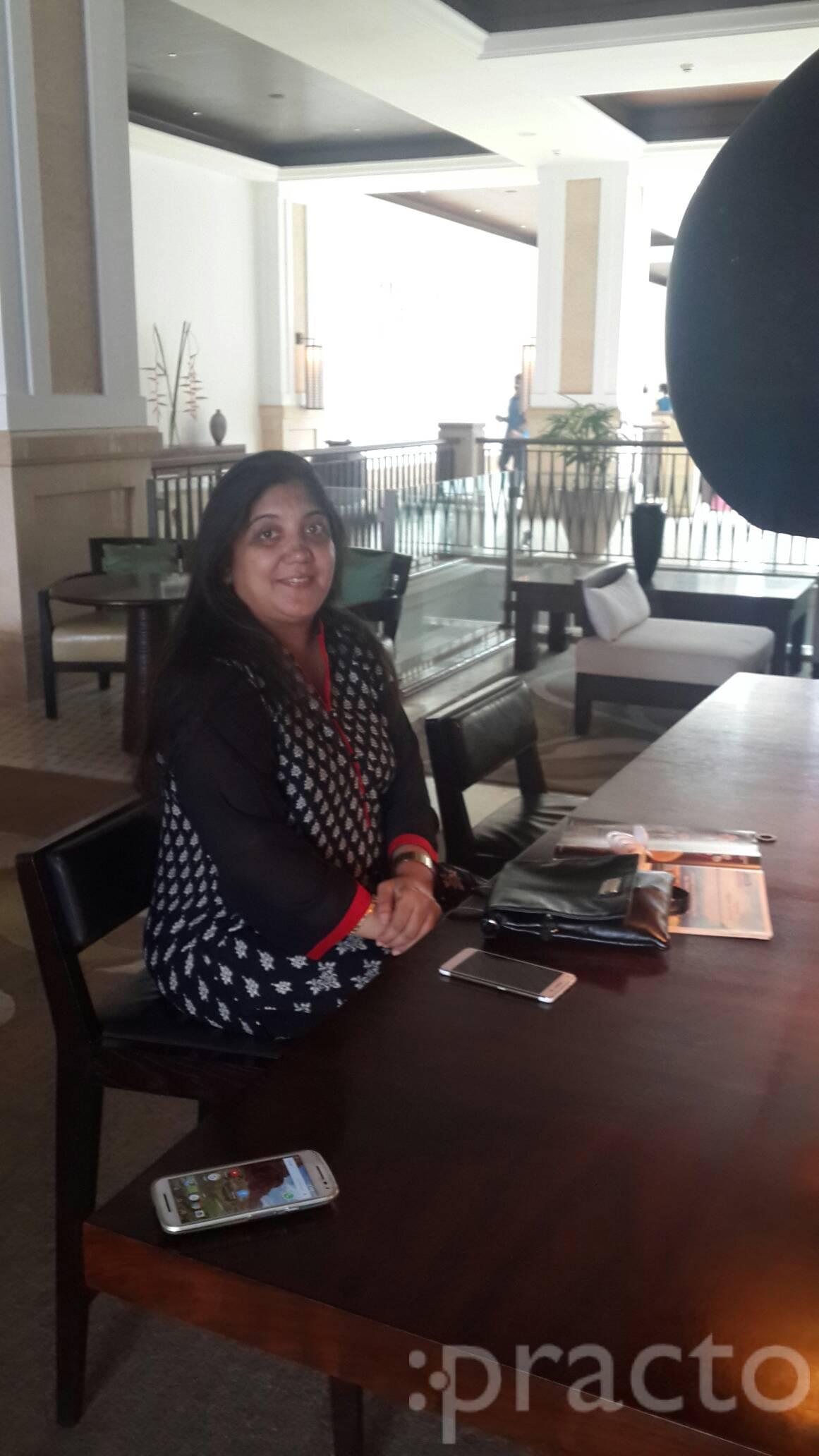 Dr. Anita Bafana Jagtap - Acupuncturist