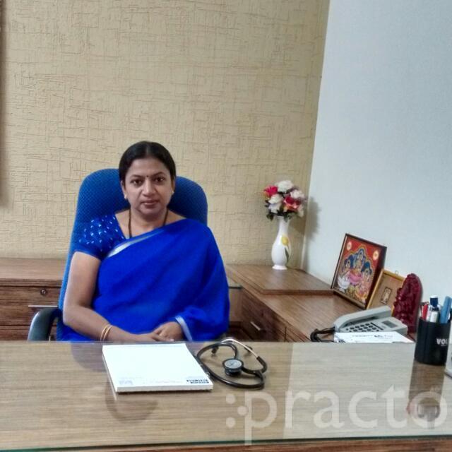 Dr. Anitha G C - Diabetologist