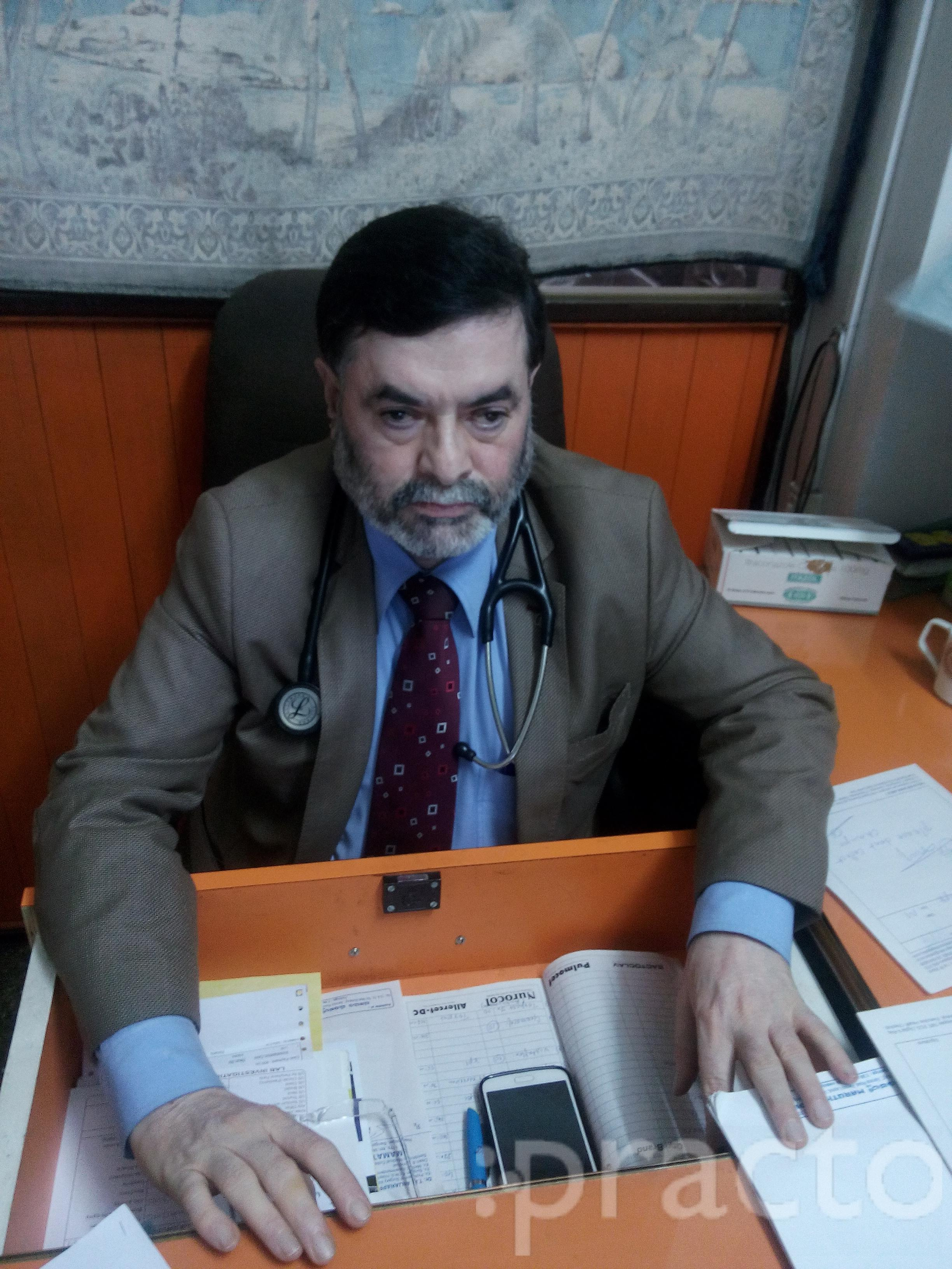 Dr. Anjanappa T M - Gastroenterologist