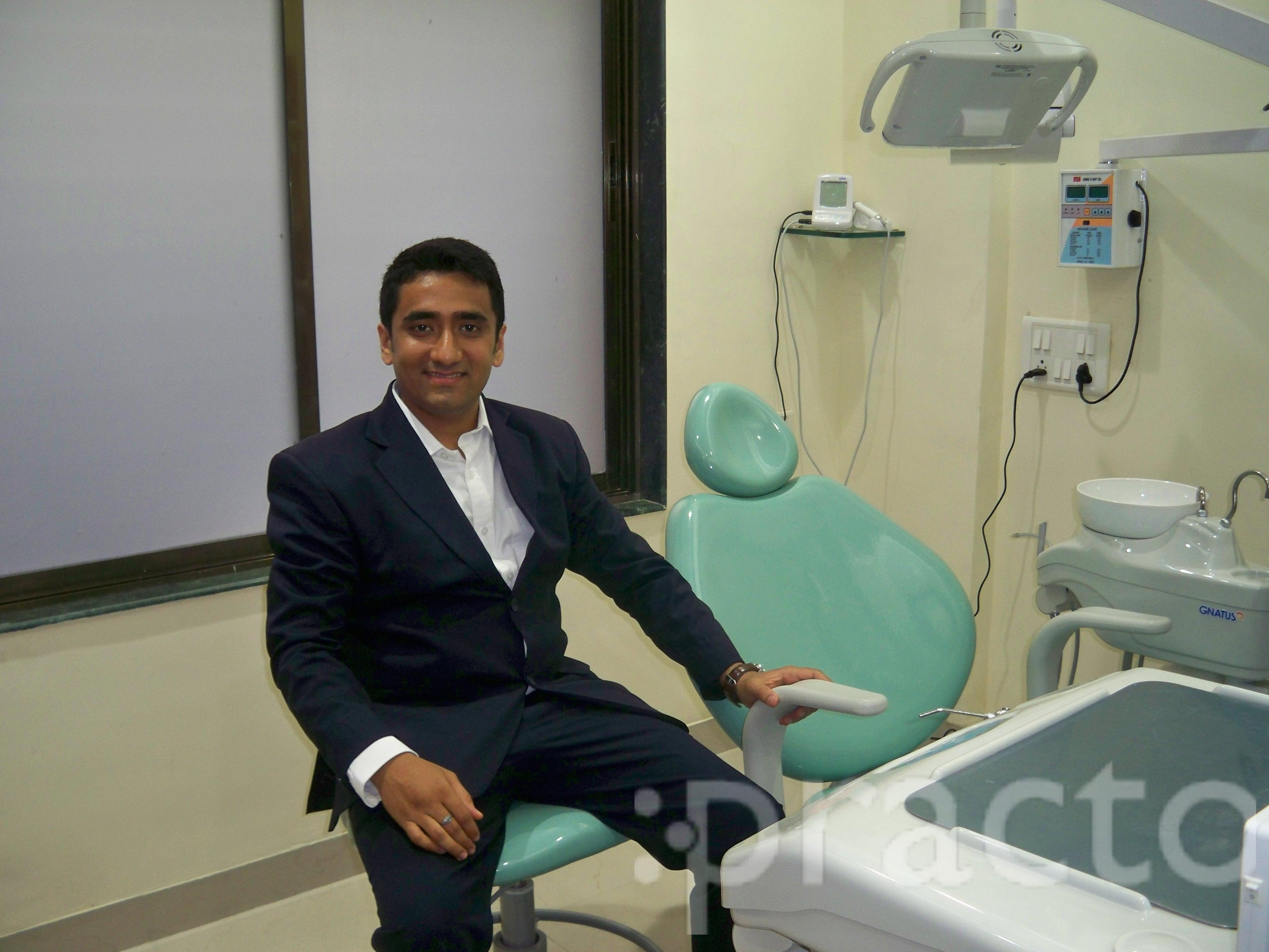 Dr. Ankit H Mehta - Dentist