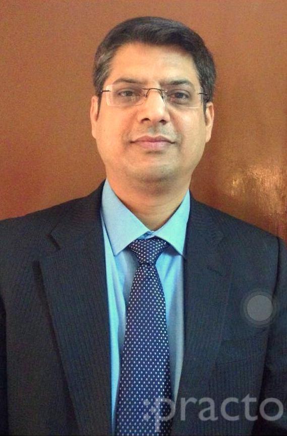 Dr. Ankur Gahlot - Endocrinologist