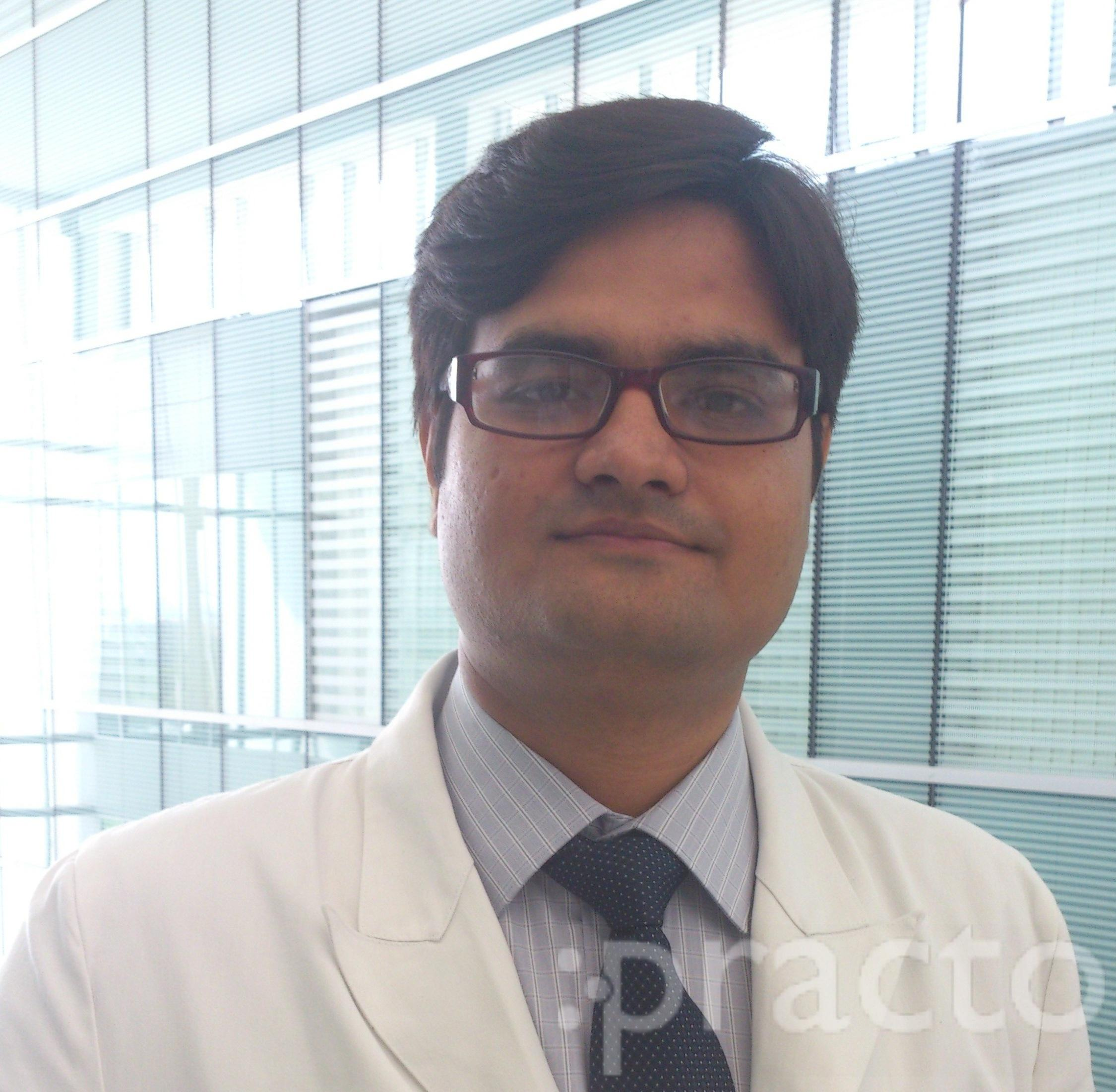 Dr. Ankur A. Patel - Vascular Surgeon