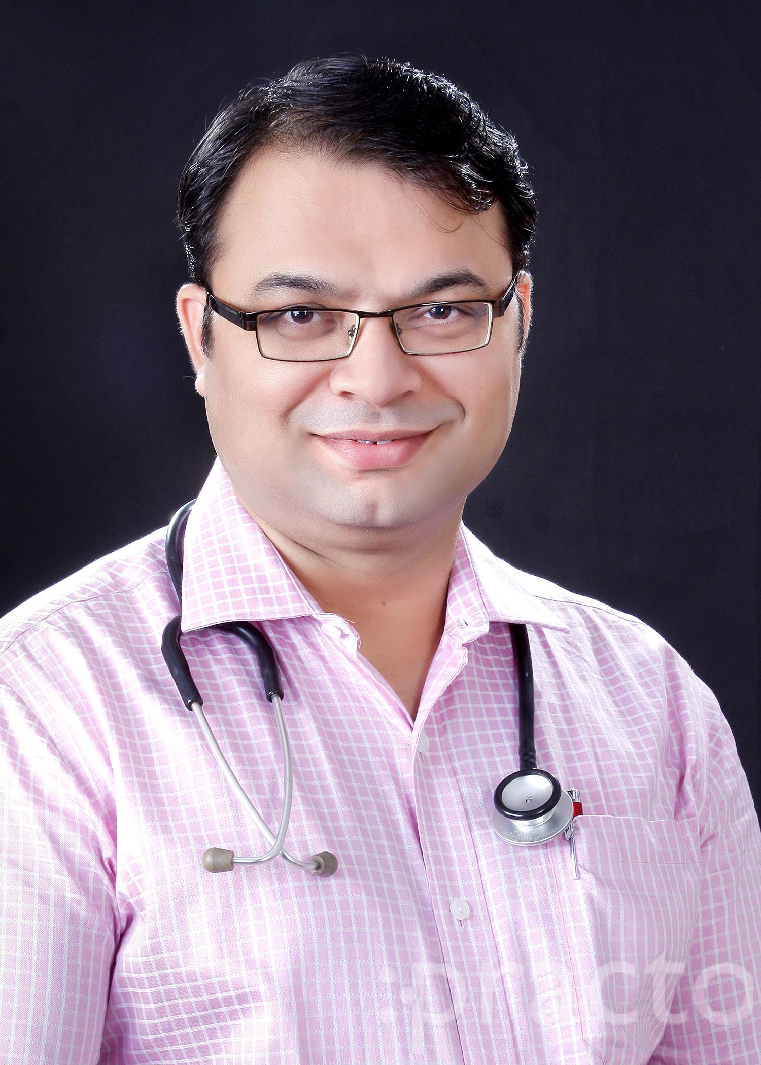 Dr. Ankush Arya - Ear-Nose-Throat (ENT) Specialist
