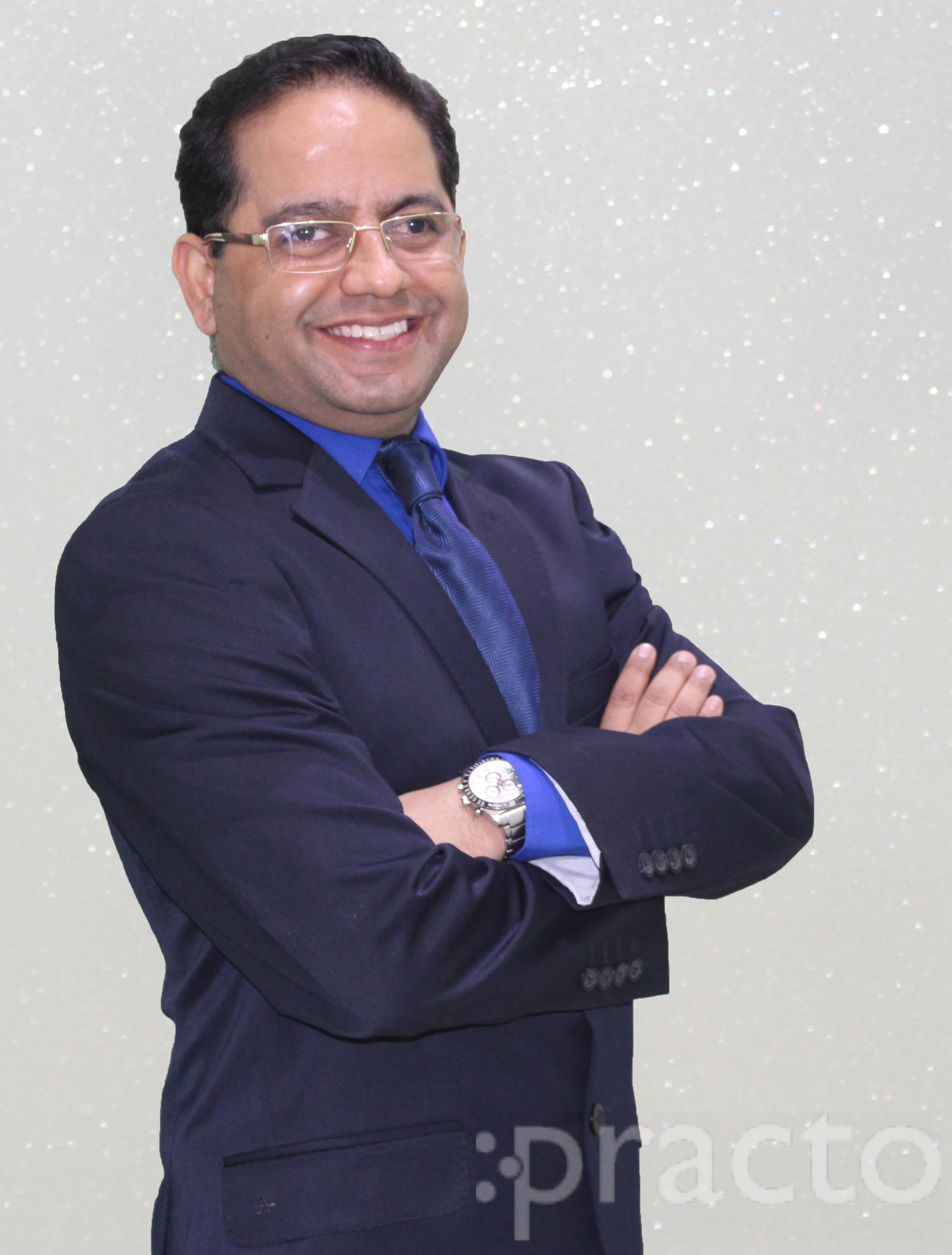 Dr. Anuj Pall - Dermatologist