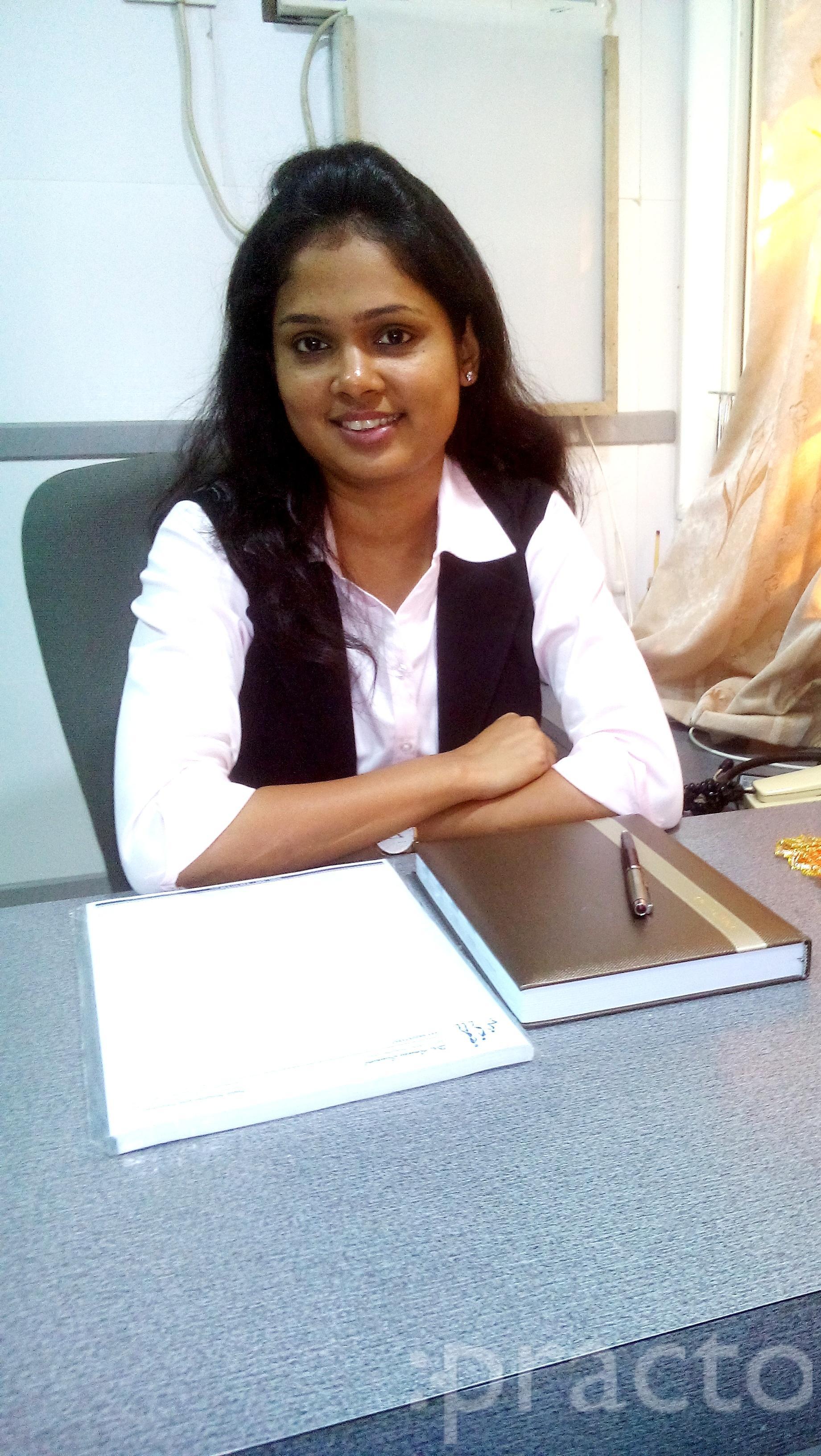 Dr. Anuja Sawant (PT) - Physiotherapist