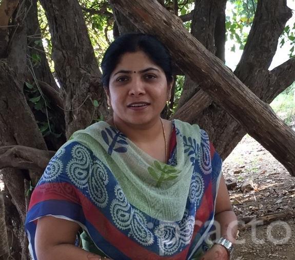 Dr. Anupama - Dentist