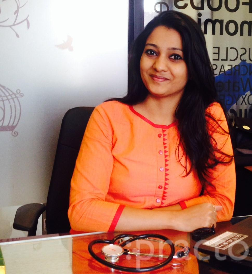Dr. Anupama Bhat - Yoga and Naturopathy