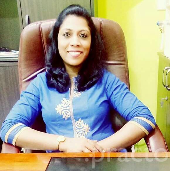 Dr. Anupriya. A - Dentist