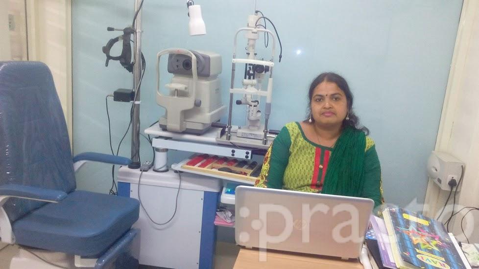 Dr. Anuradha. A - Ophthalmologist