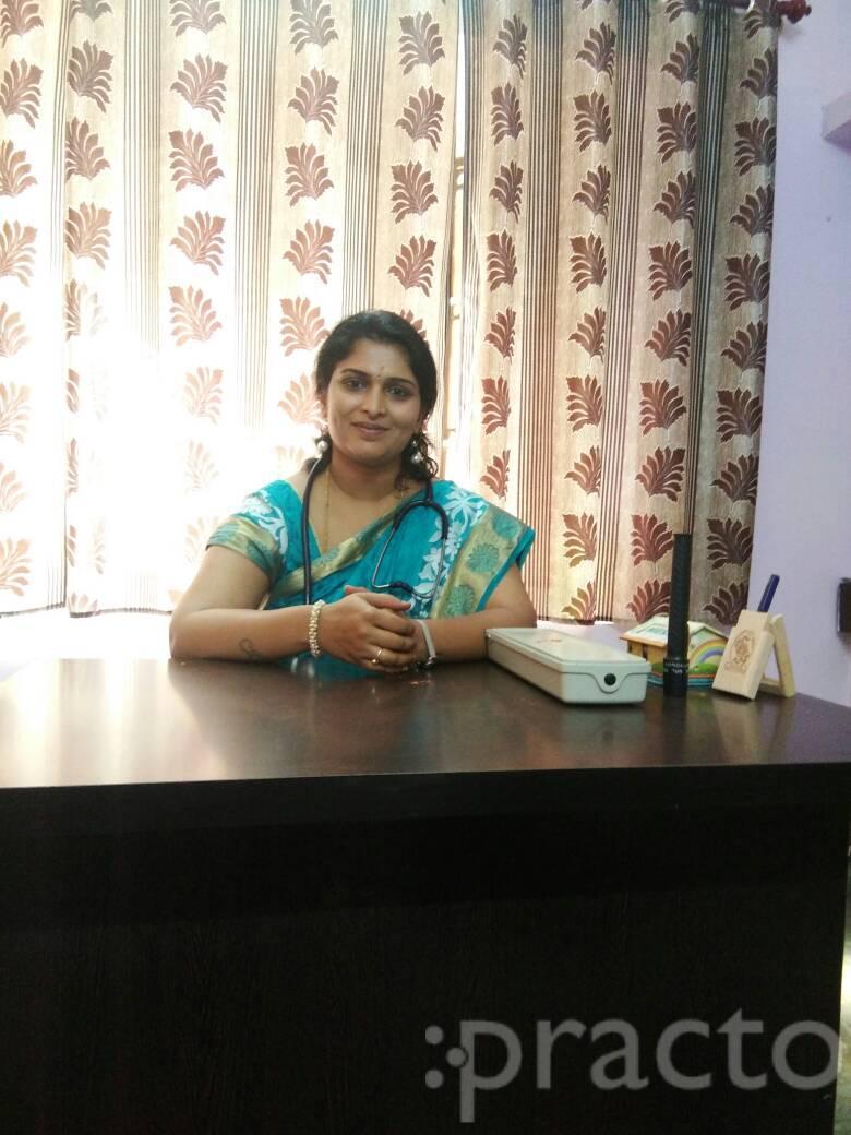Dr. Anuradha D A - Homeopath