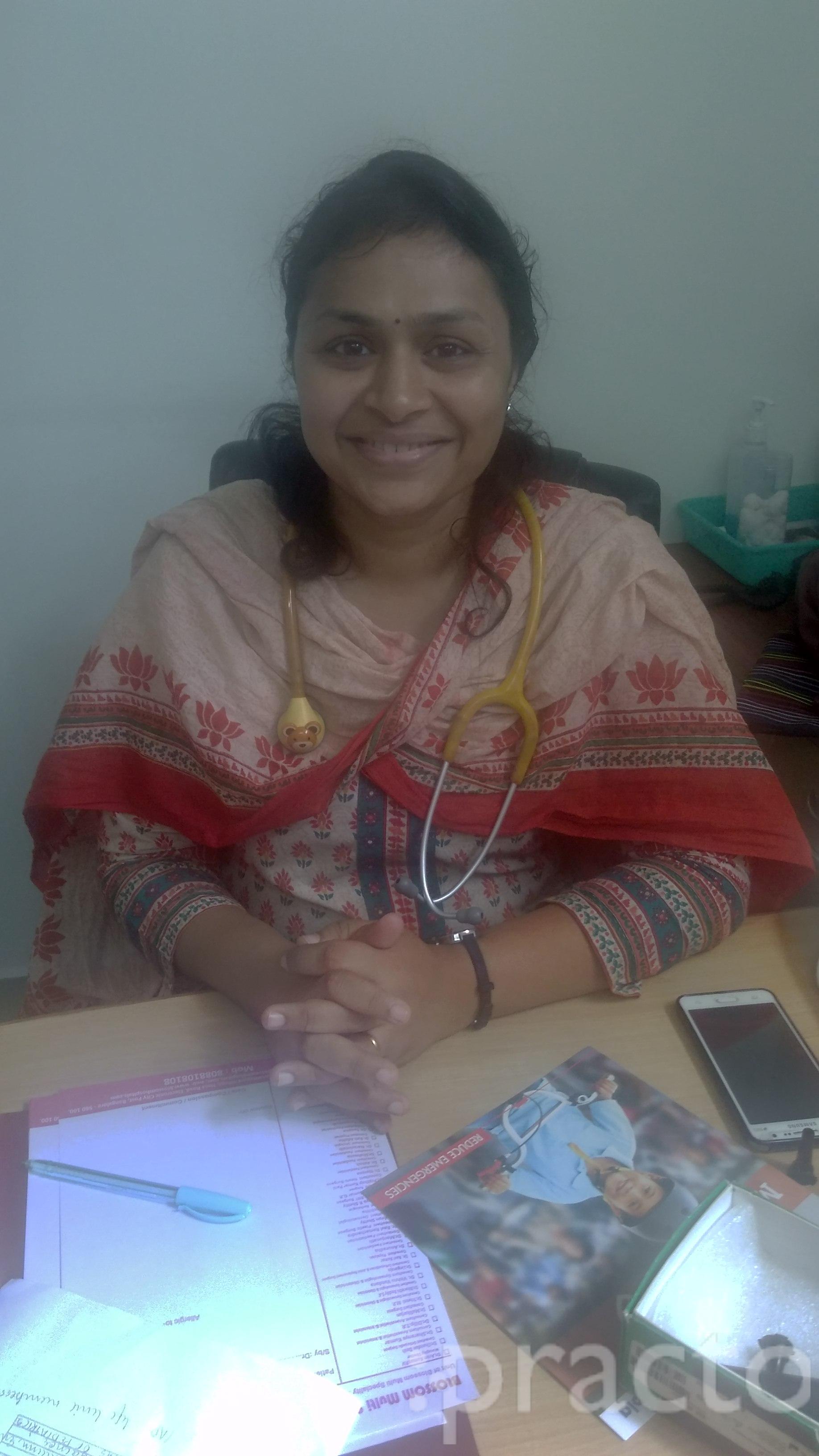 Dr. Anuradha Vinod - Pediatrician