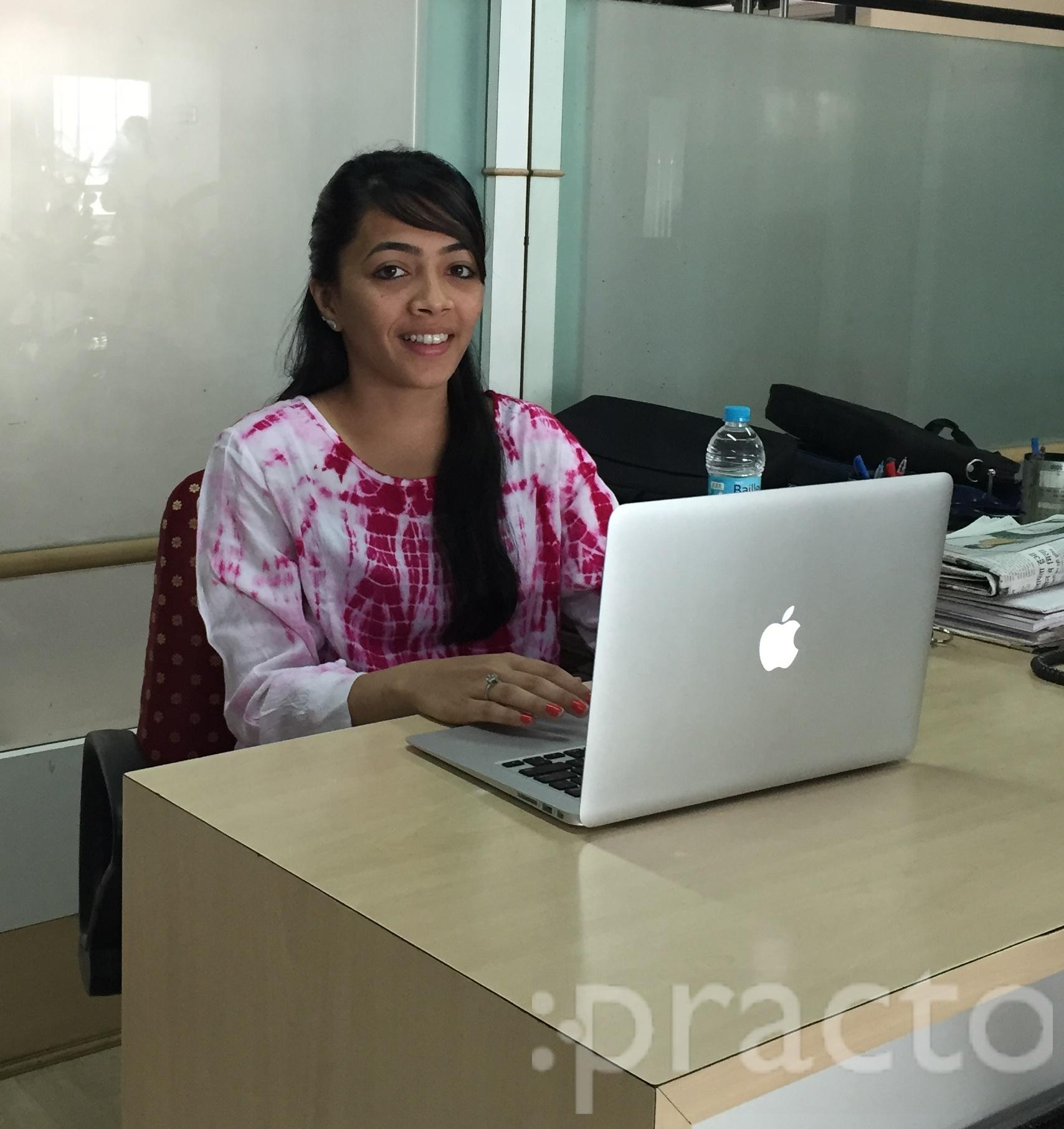 Dr. Anushree Duseja - Physiotherapist