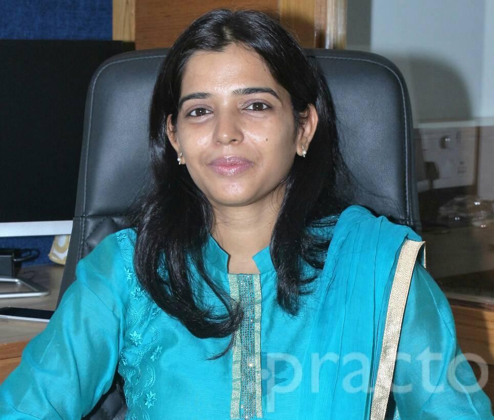Dr. Anushree Prasad - Dentist