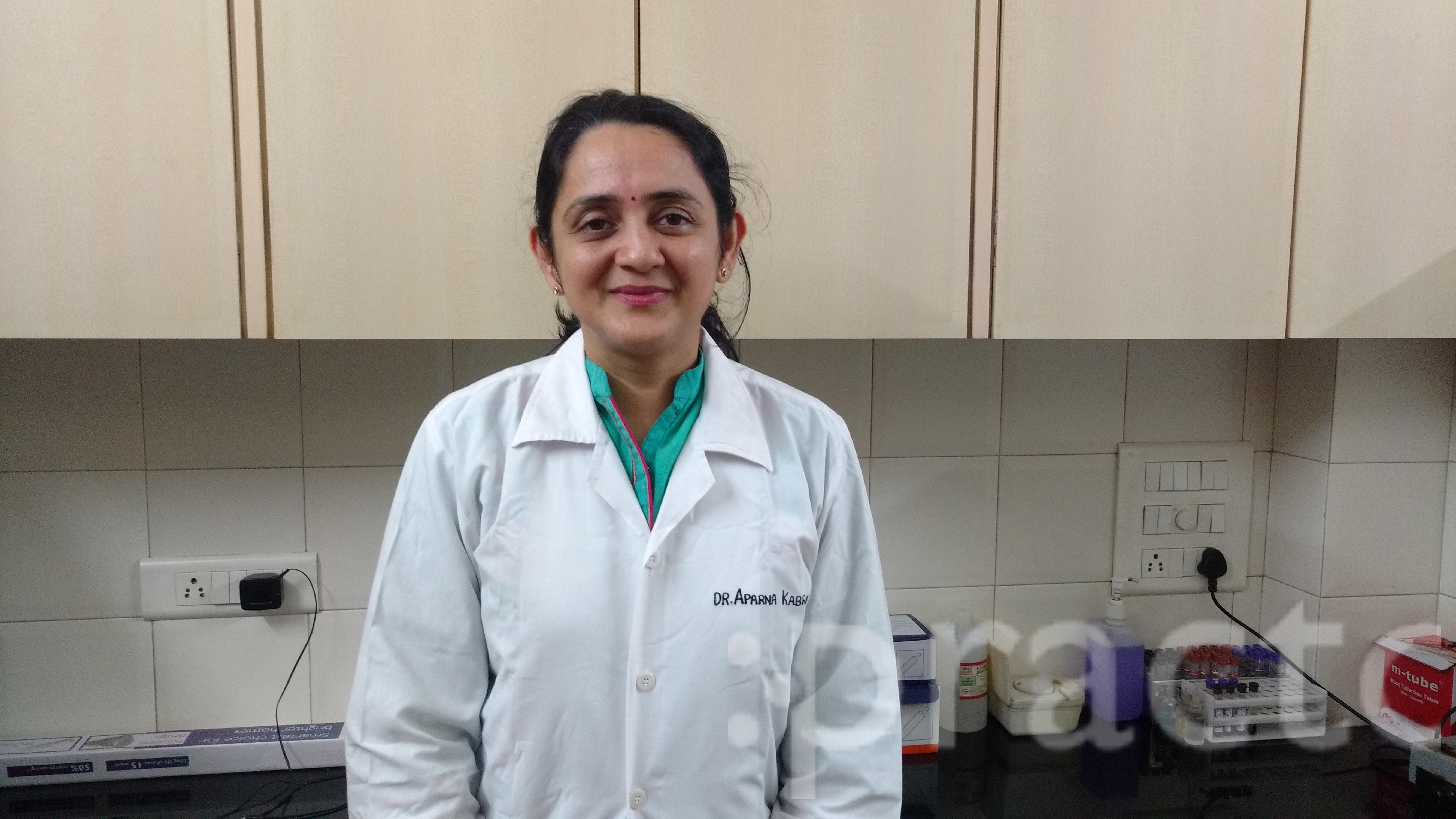 Dr. Aparna Kabra - Dentist