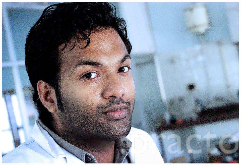 Dr. Aravind Krishnan - Dentist