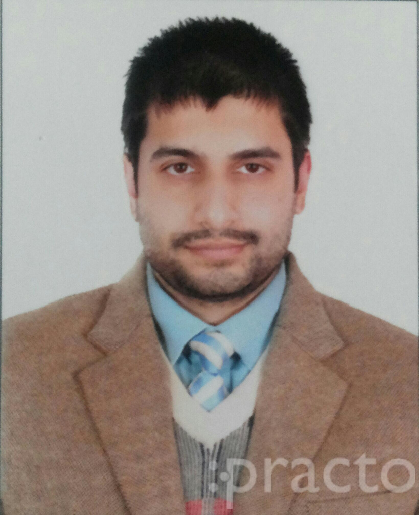 Dr. Arnab Sengupta - Dentist