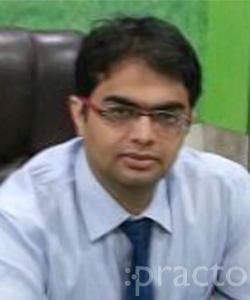Dr. Arpit C Dave - Orthopedist