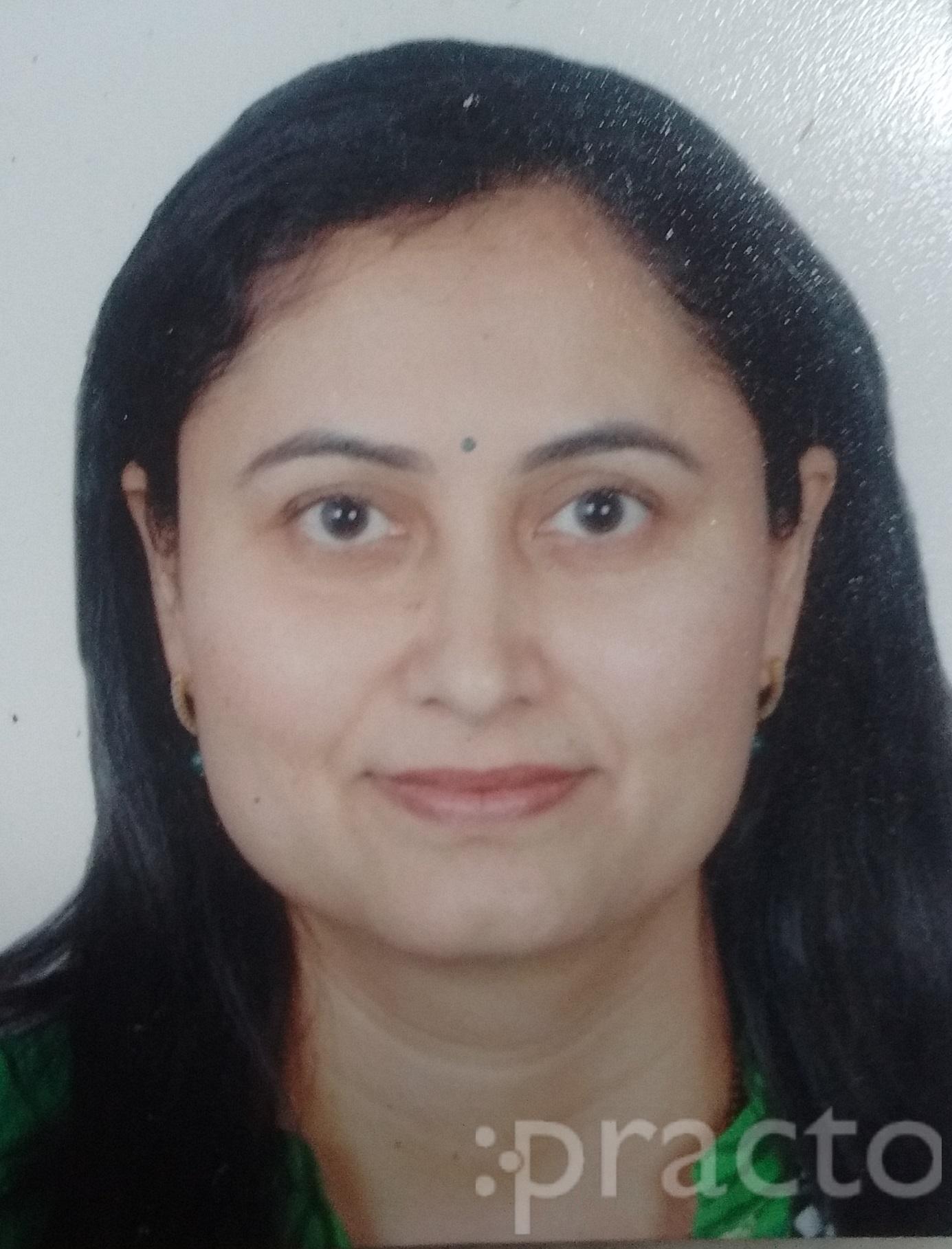Dr. Arti Shah - Pulmonologist