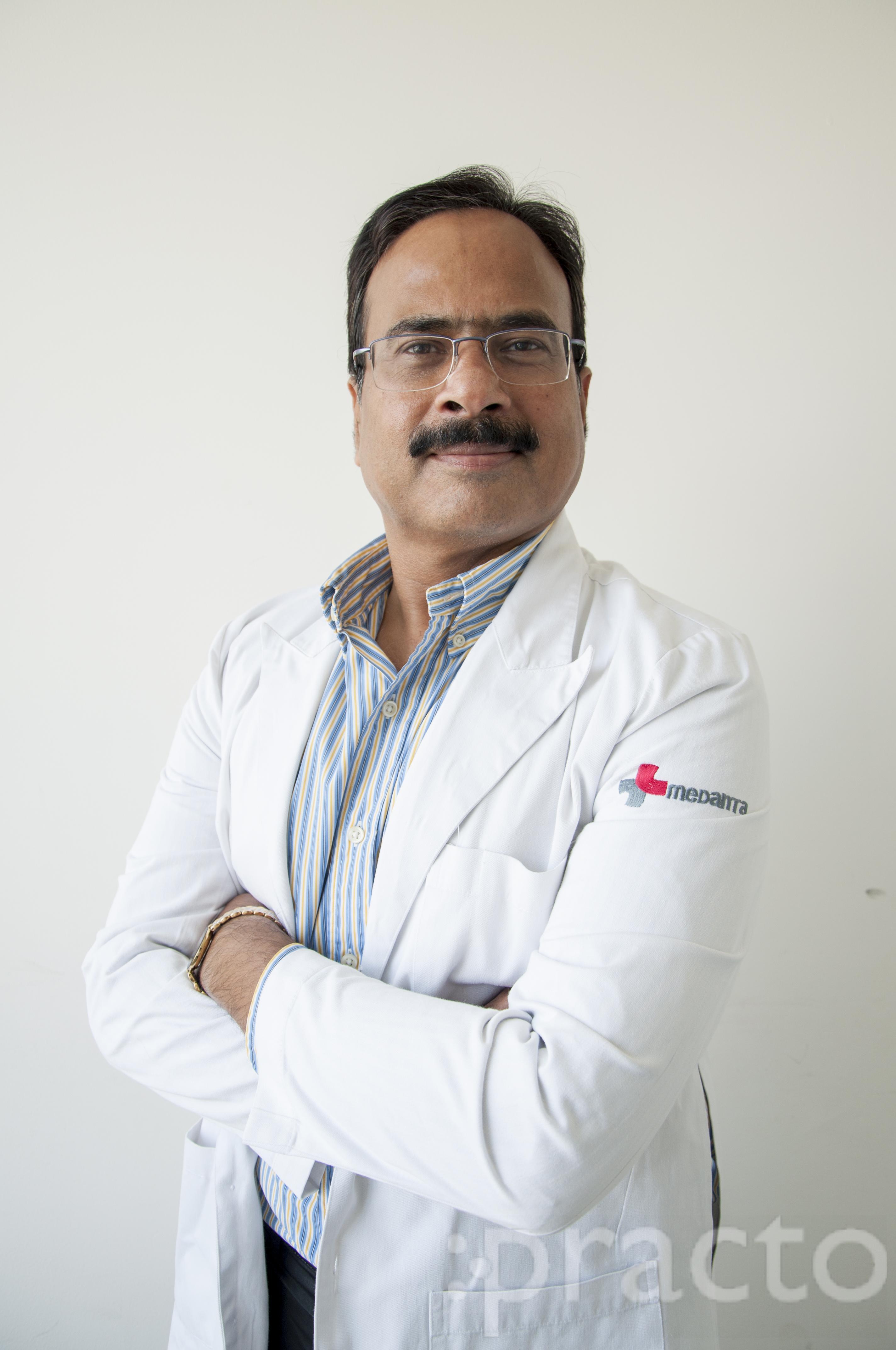 Dr. Arun Garg - Neurologist
