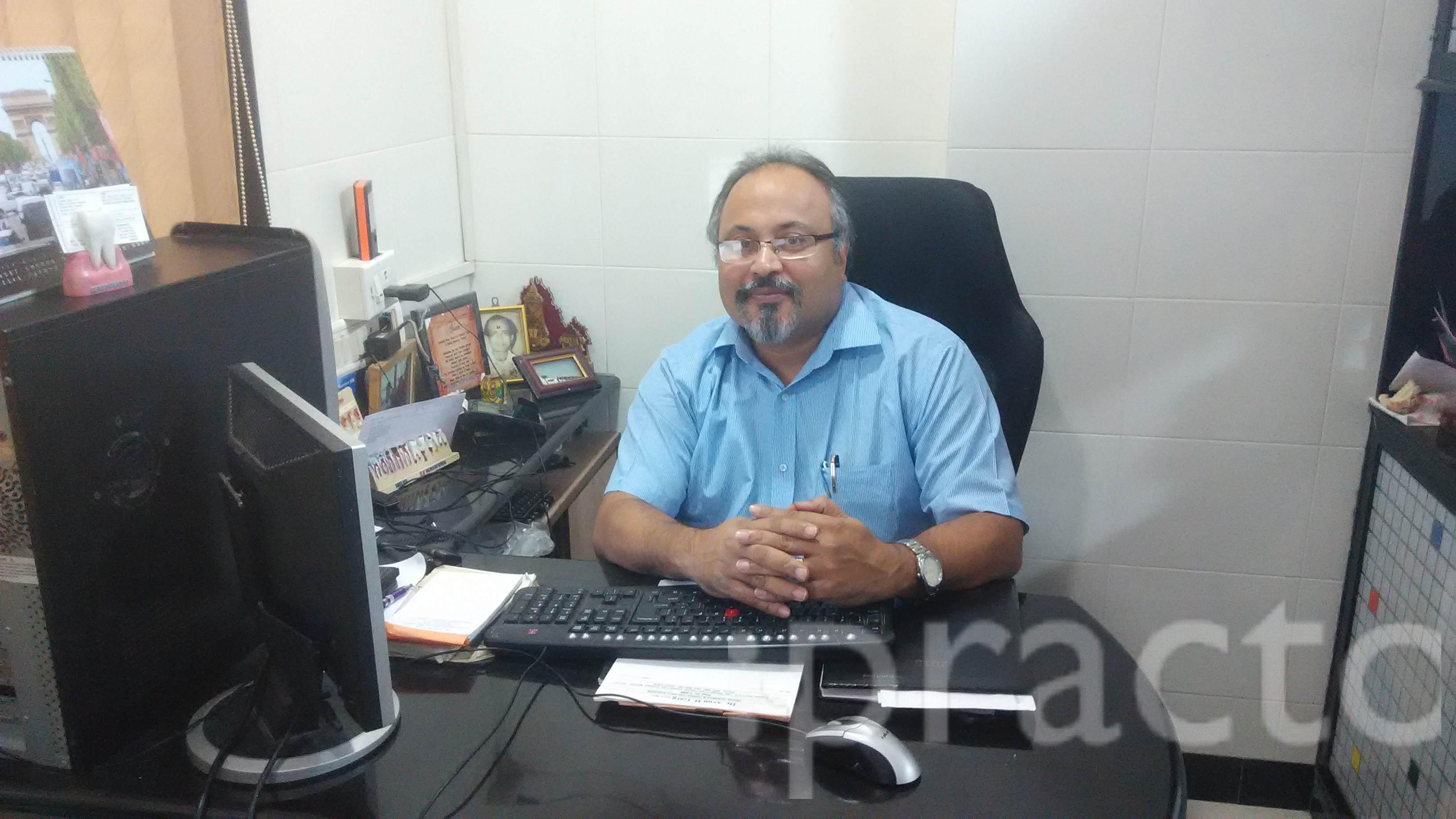 Dr. Arun.H  Garg - Dentist