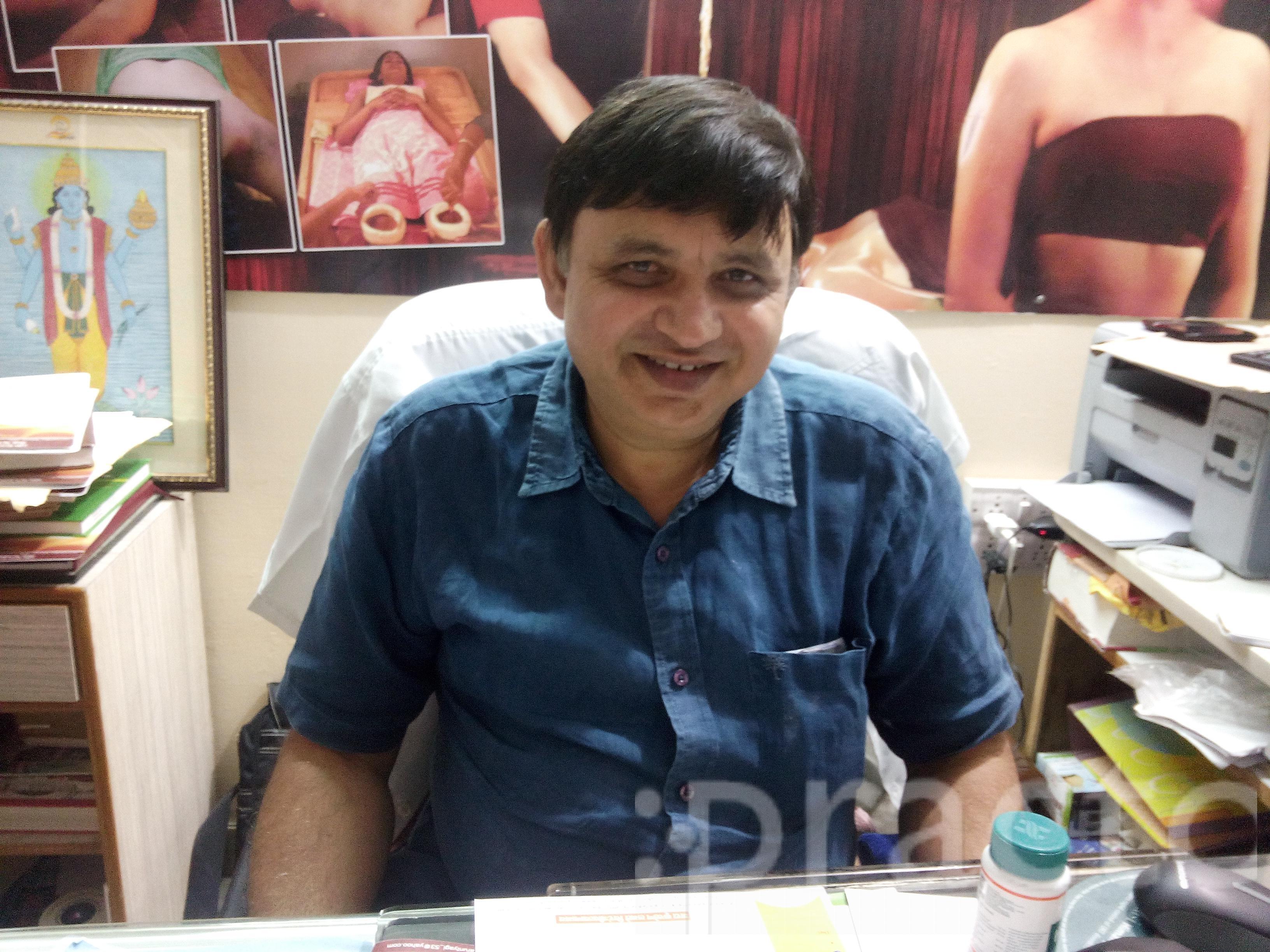 Dr. Arun Kumar Tyagi - Ayurveda