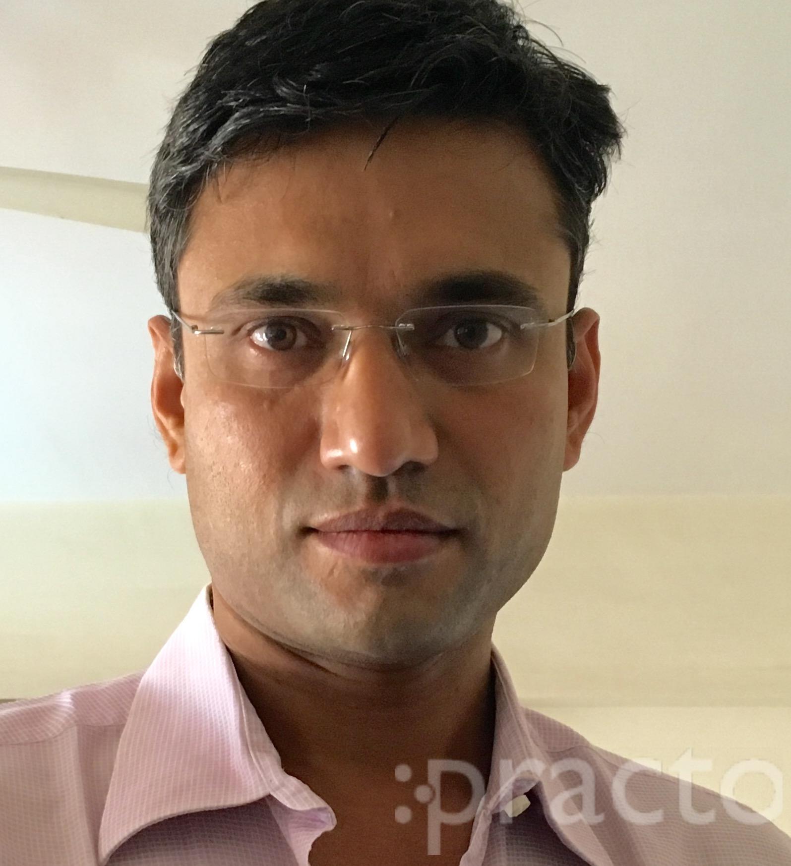 Dr. Arun Nayak - Dentist