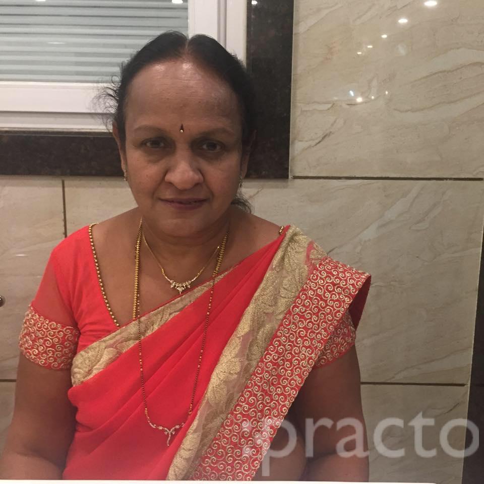 Dr. Aruna - Ophthalmologist