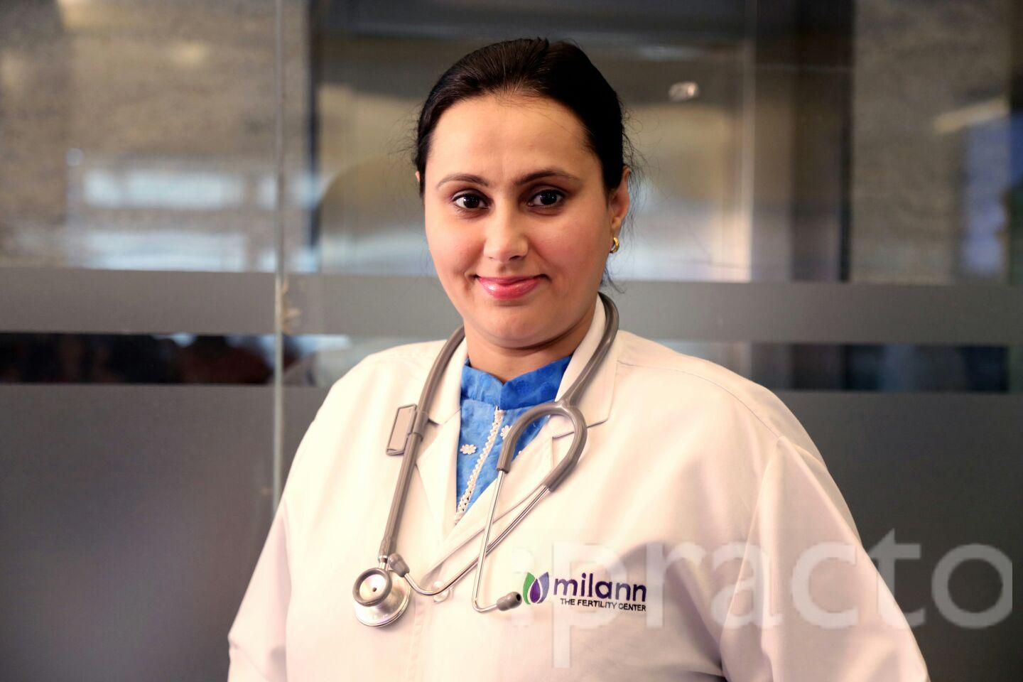 Dr. Arveen Vohra - Gynecologist/Obstetrician