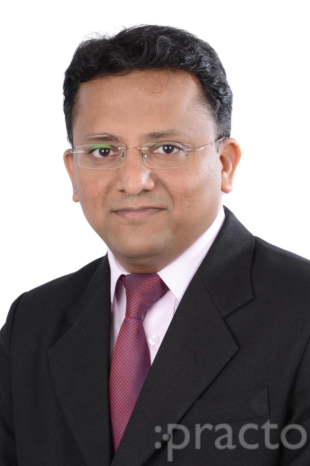 Dr. Arvind H. Kate - Pulmonologist