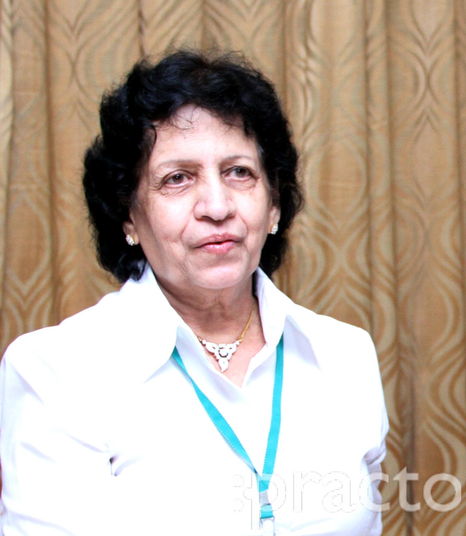Dr. Asha Karkhanis - Gynecologist/Obstetrician