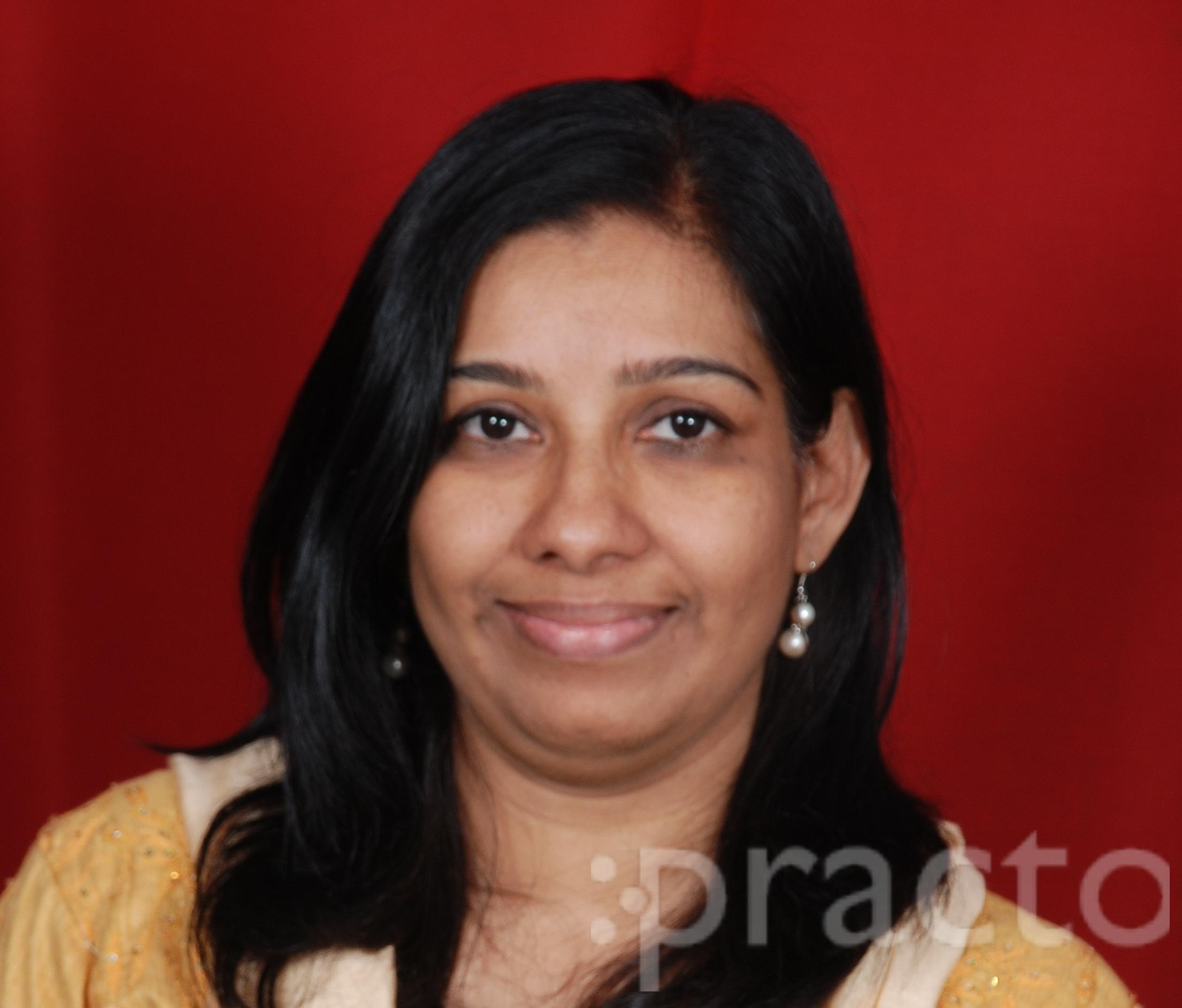 Dr. Asha Menon - Physiotherapist
