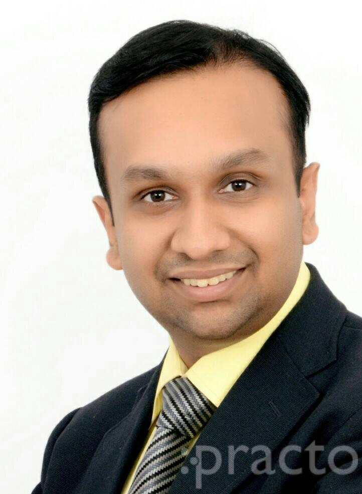 Dr. Ashish Jain - Spine Surgeon