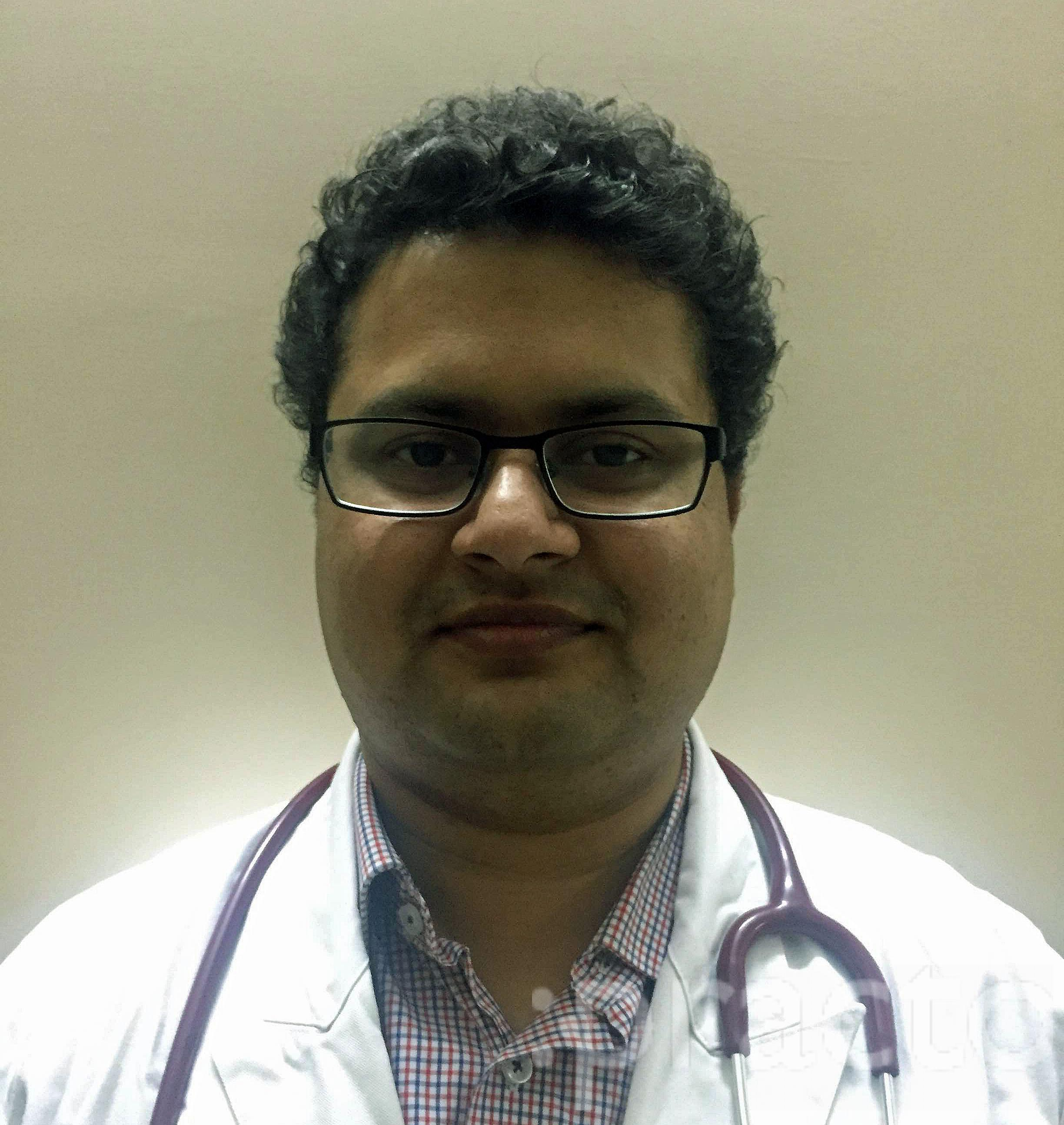 Dr. Ashish Kalla - General Physician