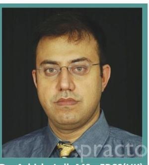 Dr. Ashish Lall - Ophthalmologist