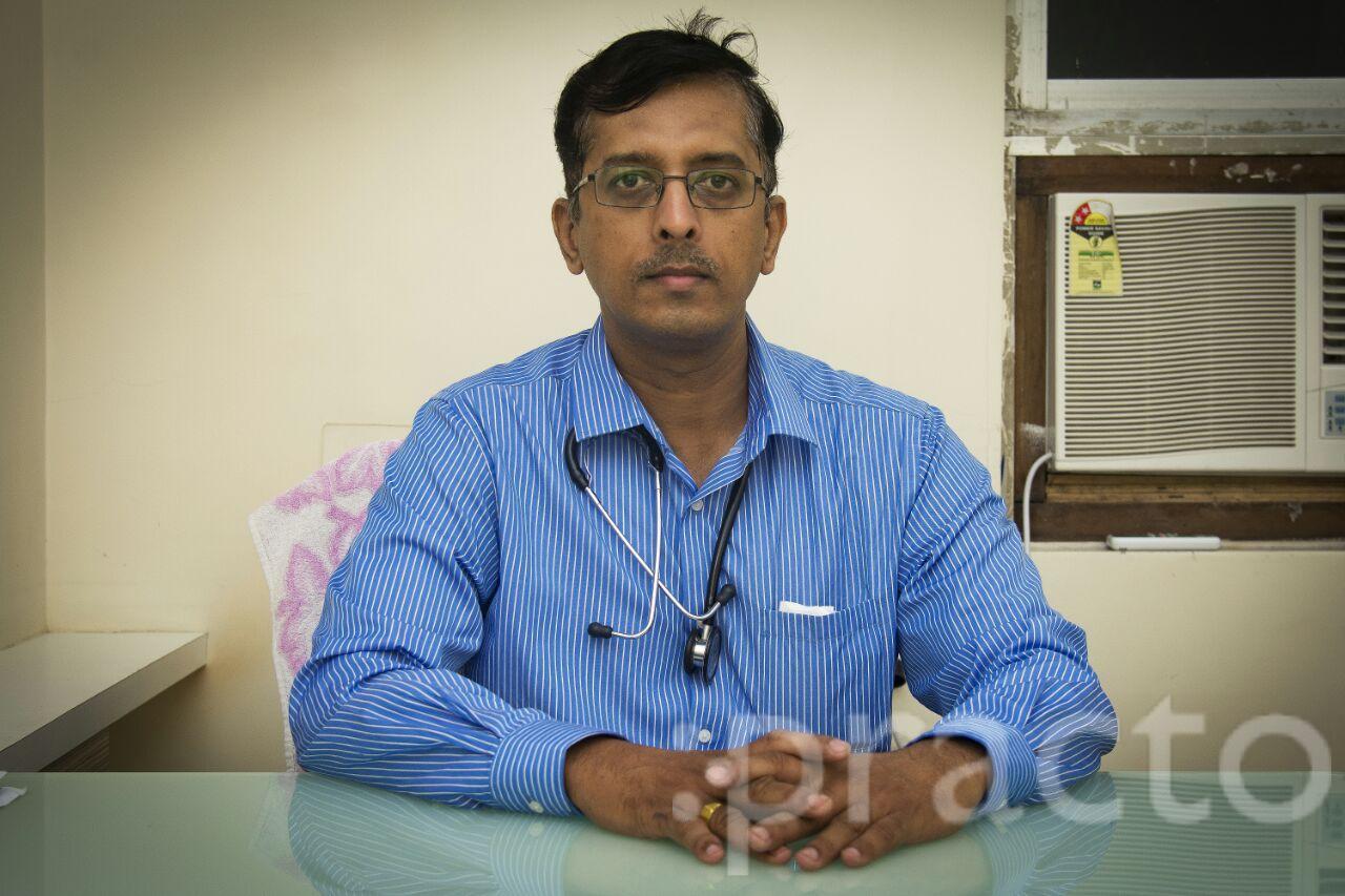 Dr. Ashish Sarwate - Diabetologist