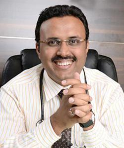 Dr. Ashish Tapadia - General Physician