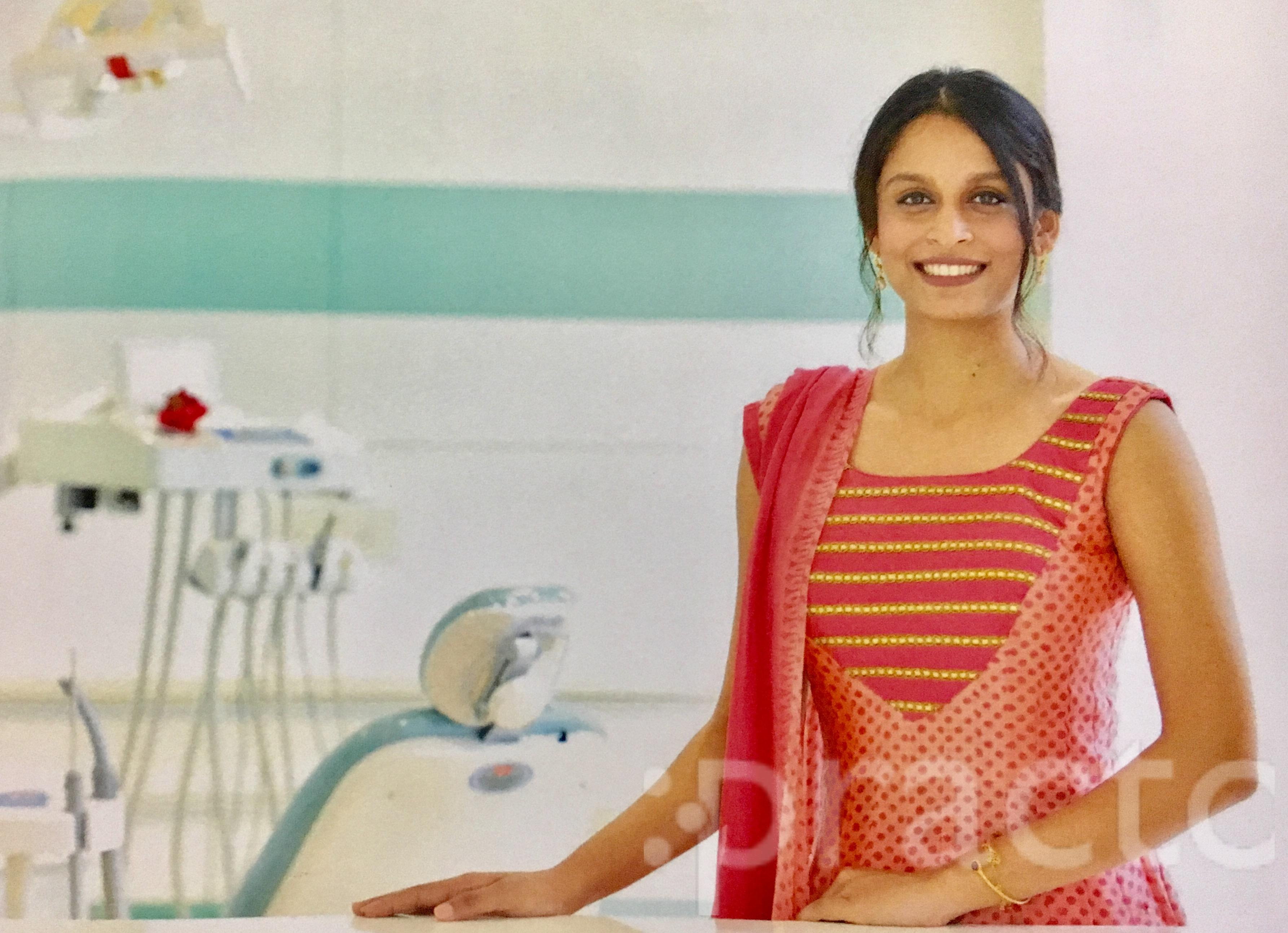 Dr. Ashni Patel - Dentist
