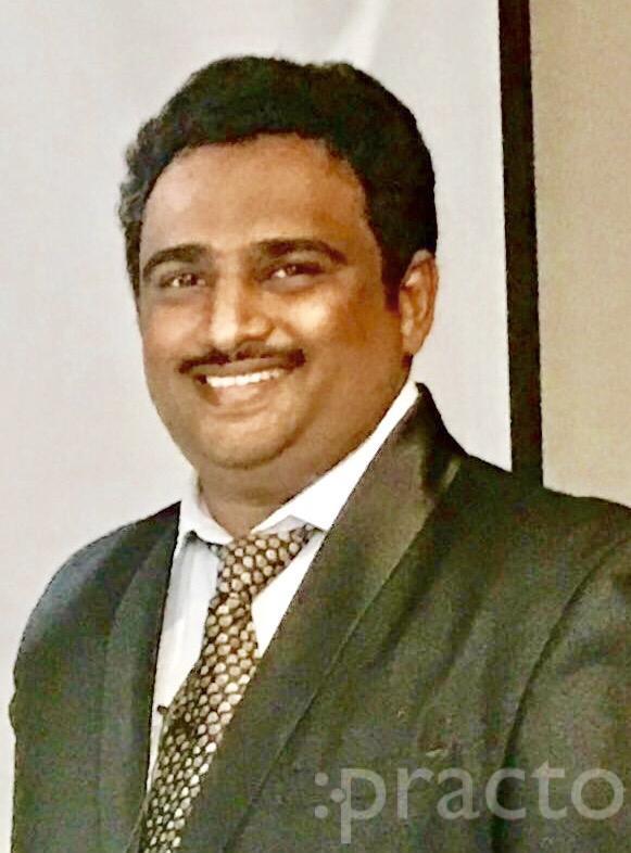 Dr. Ashok M.V - Pediatrician