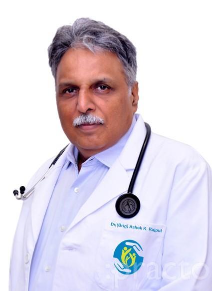 Dr. Ashok  Rajput - Pulmonologist
