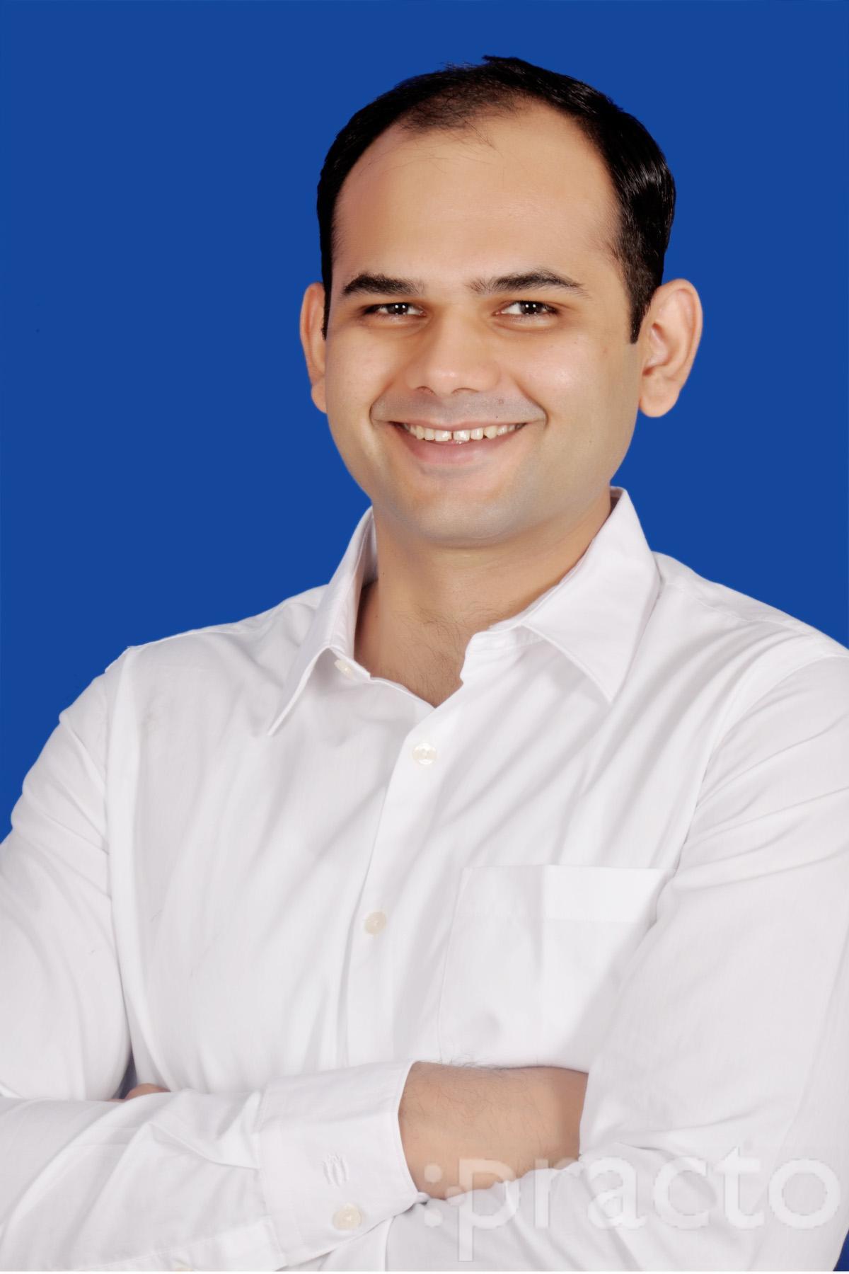 Dr. Ashutosh Pai - Dentist