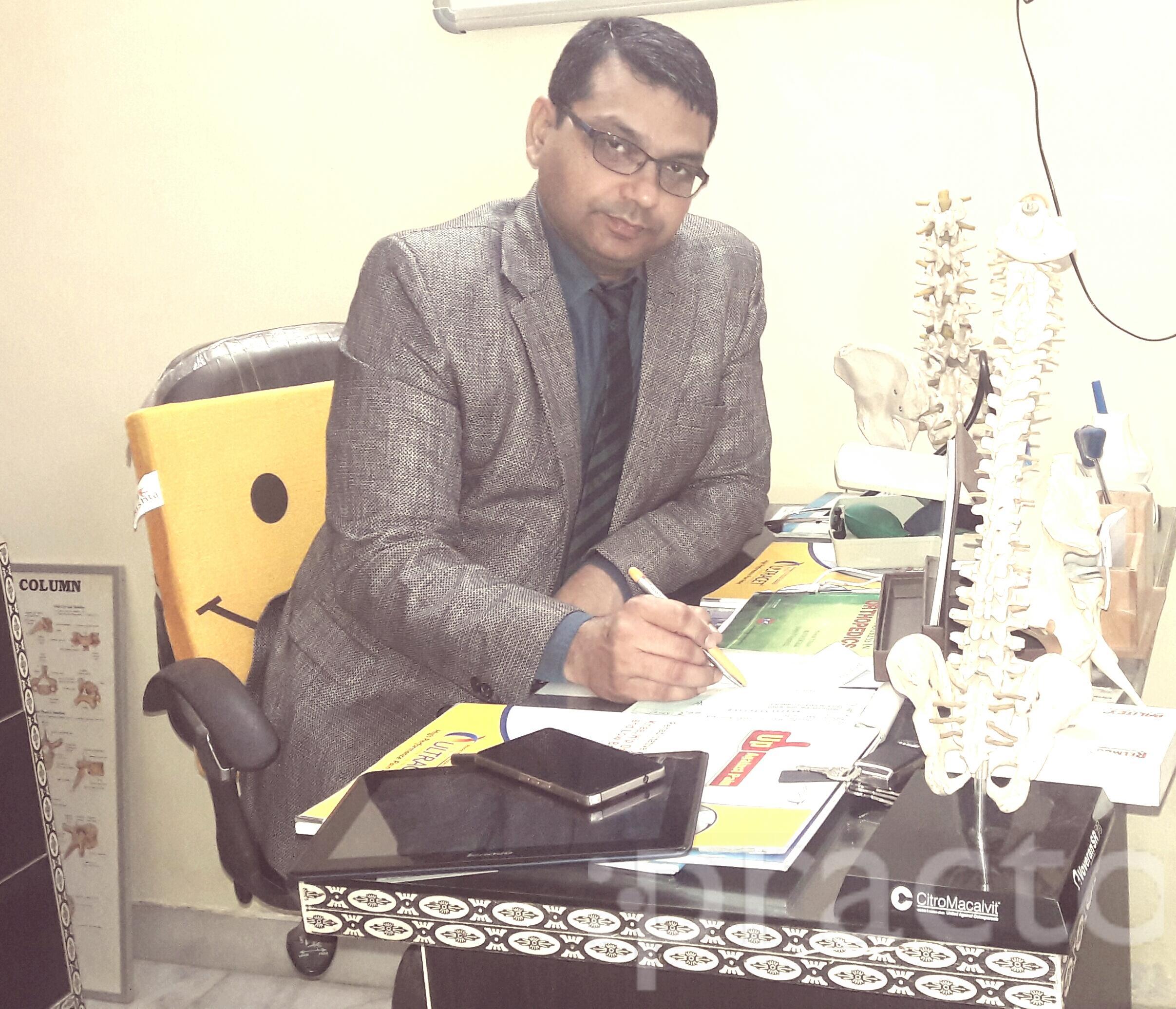 Dr. Ashutosh Srivastava - Orthopedist