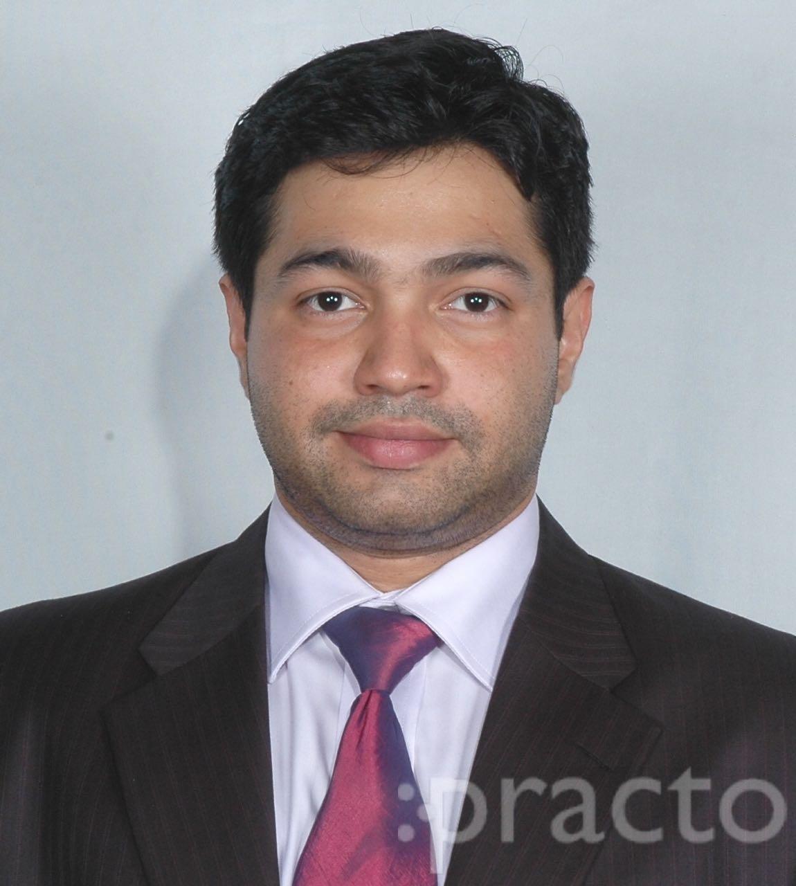 Dr. Ashwin - Dentist